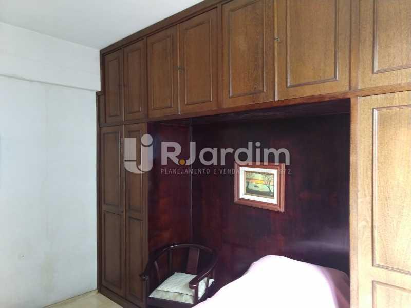 Quarto - Apartamento Leblon 3 Quartos Compra Venda Avaliação Imóveis - LAAP32098 - 13