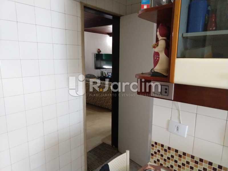 Cozinha - Apartamento Leblon 3 Quartos Compra Venda Avaliação Imóveis - LAAP32098 - 16