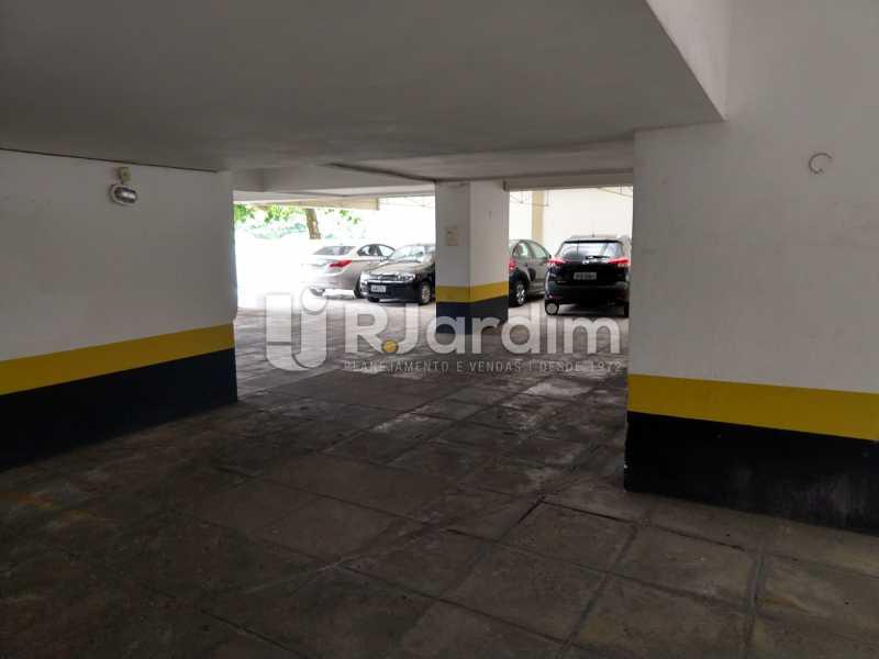 Garagem - Apartamento Leblon 3 Quartos Compra Venda Avaliação Imóveis - LAAP32098 - 27