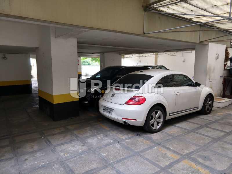Garagem - Apartamento Leblon 3 Quartos Compra Venda Avaliação Imóveis - LAAP32098 - 28