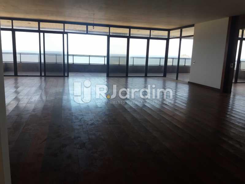 Living - Apartamento São Conrado, Zona Sul,Rio de Janeiro, RJ À Venda, 5 Quartos, 530m² - LAAP50048 - 4
