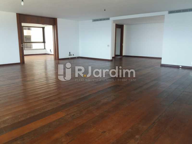 Living - Apartamento São Conrado, Zona Sul,Rio de Janeiro, RJ À Venda, 5 Quartos, 530m² - LAAP50048 - 3