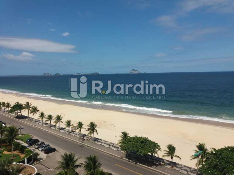 Vista - Apartamento À Venda - São Conrado - Rio de Janeiro - RJ - LAAP50048 - 1