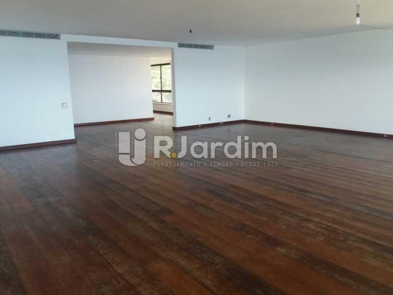 Living - Apartamento À Venda - São Conrado - Rio de Janeiro - RJ - LAAP50048 - 5