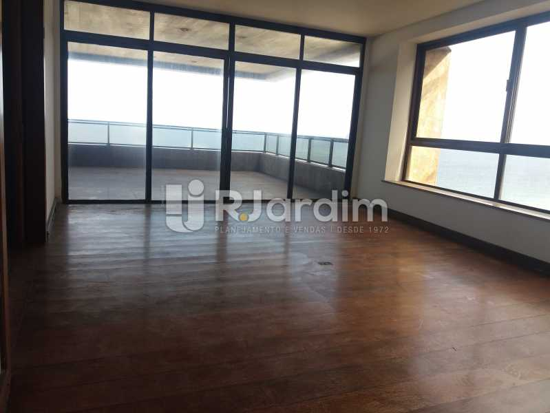 Sala interna - Apartamento À Venda - São Conrado - Rio de Janeiro - RJ - LAAP50048 - 8