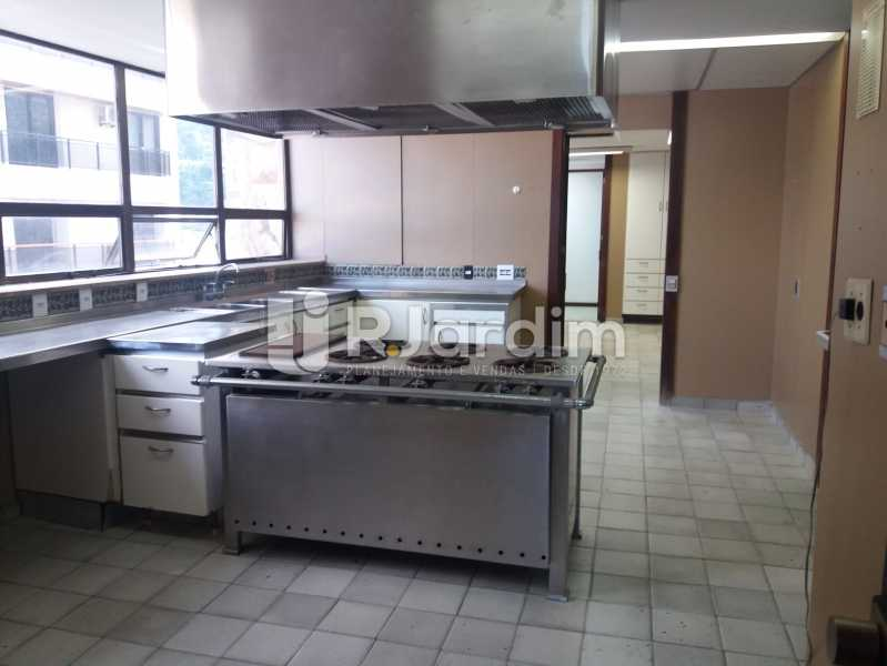 Cozinha - Apartamento São Conrado, Zona Sul,Rio de Janeiro, RJ À Venda, 5 Quartos, 530m² - LAAP50048 - 20