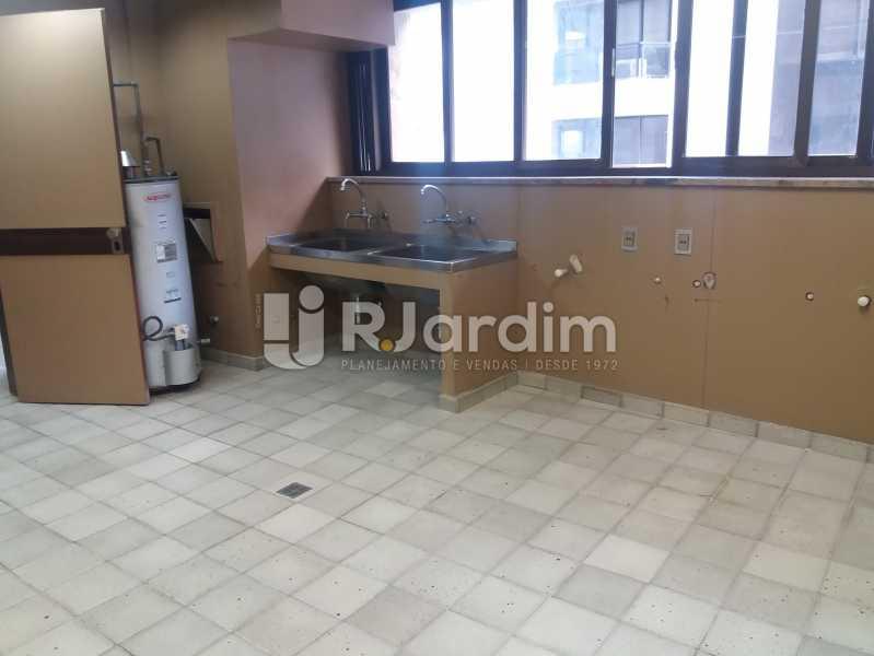 Área - Apartamento À Venda - São Conrado - Rio de Janeiro - RJ - LAAP50048 - 21
