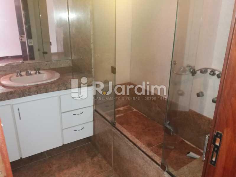 Banheiro  - Apartamento À Venda - São Conrado - Rio de Janeiro - RJ - LAAP50048 - 22