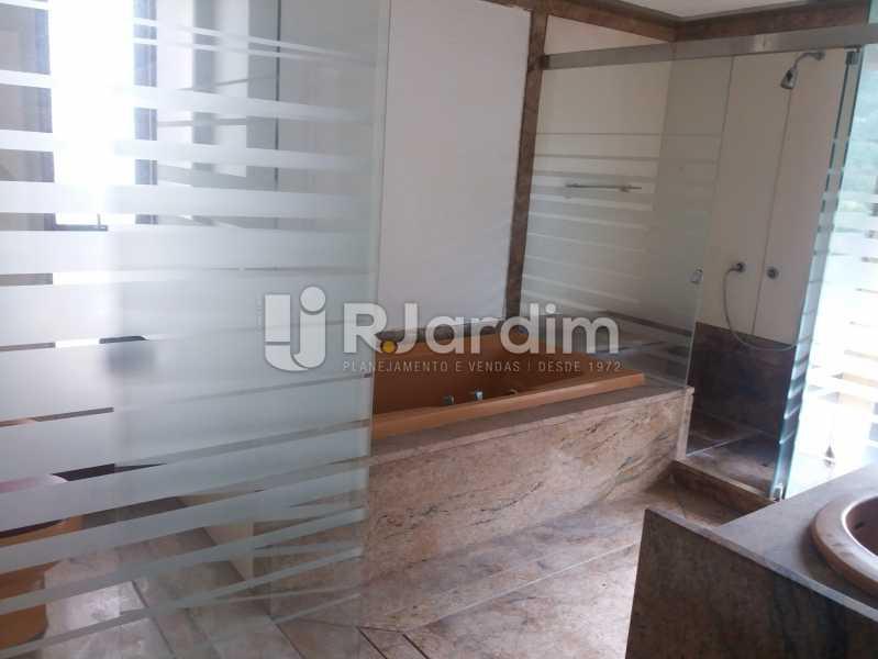 WC suíte  - Apartamento São Conrado, Zona Sul,Rio de Janeiro, RJ À Venda, 5 Quartos, 530m² - LAAP50048 - 13