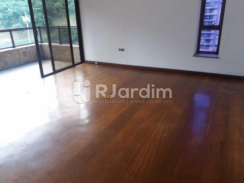Suíte master - Apartamento À Venda - São Conrado - Rio de Janeiro - RJ - LAAP50048 - 11