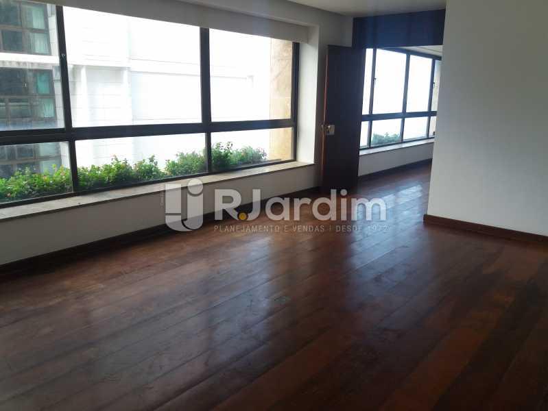 Sala jantar - Apartamento São Conrado, Zona Sul,Rio de Janeiro, RJ À Venda, 5 Quartos, 530m² - LAAP50048 - 19