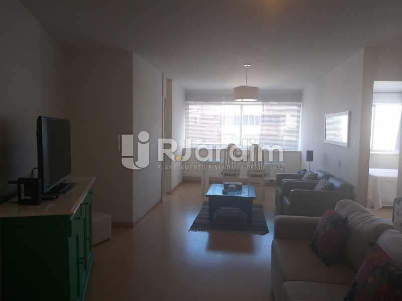 Sala - Flat para alugar Rua Almirante Guilhem,Leblon, Zona Sul,Rio de Janeiro - R$ 3.700 - LAFL10089 - 5