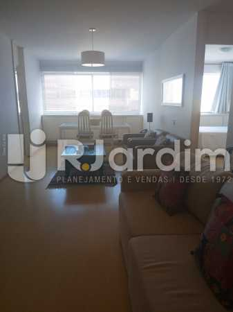 Sala - Flat para alugar Rua Almirante Guilhem,Leblon, Zona Sul,Rio de Janeiro - R$ 3.700 - LAFL10089 - 4