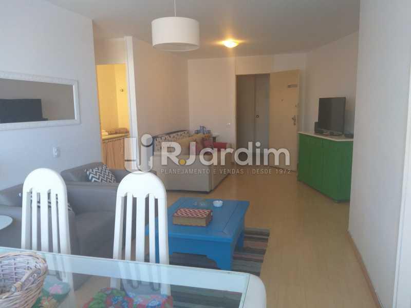 Sala - Flat para alugar Rua Almirante Guilhem,Leblon, Zona Sul,Rio de Janeiro - R$ 3.700 - LAFL10089 - 3