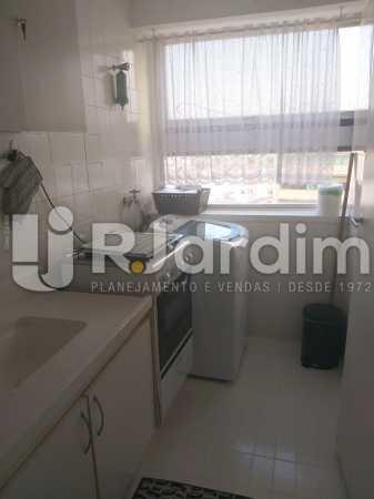 Cozinha - Flat para alugar Rua Almirante Guilhem,Leblon, Zona Sul,Rio de Janeiro - R$ 3.700 - LAFL10089 - 13