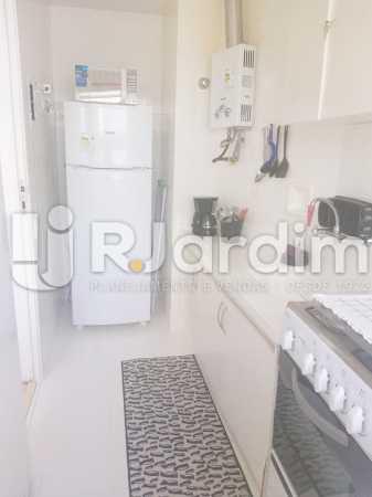 Cozinha - Flat para alugar Rua Almirante Guilhem,Leblon, Zona Sul,Rio de Janeiro - R$ 3.700 - LAFL10089 - 14