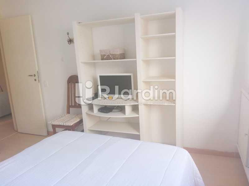 Quarto - Flat para alugar Rua Almirante Guilhem,Leblon, Zona Sul,Rio de Janeiro - R$ 3.700 - LAFL10089 - 8