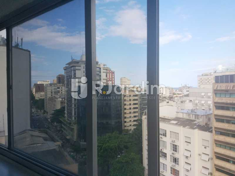 Vista - Flat para alugar Rua Almirante Guilhem,Leblon, Zona Sul,Rio de Janeiro - R$ 3.700 - LAFL10089 - 6
