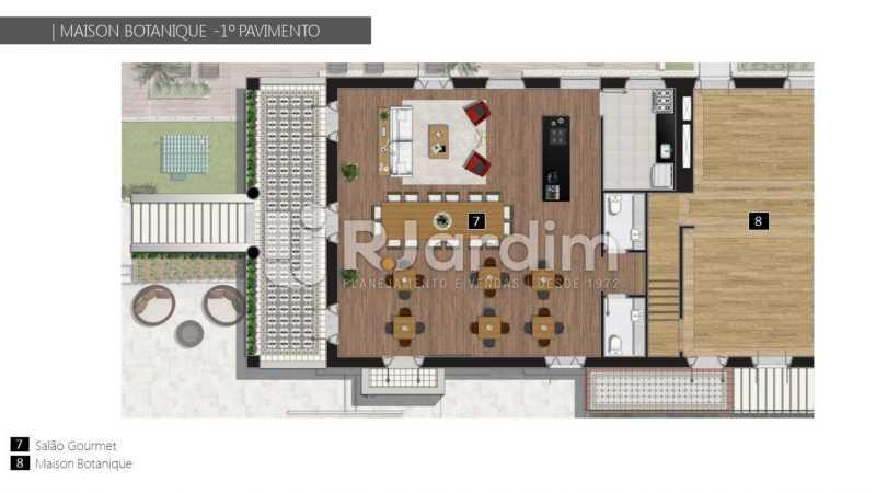 - Botanique 211 Apartamento Jardim Botânico 3 Quartos - LAAP32076 - 9