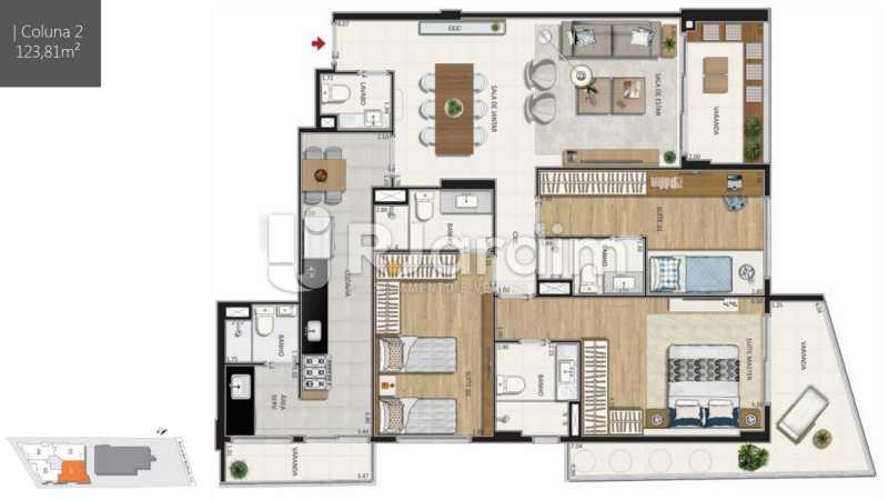 - Botanique 211 Apartamento Jardim Botânico 3 Quartos - LAAP32076 - 11