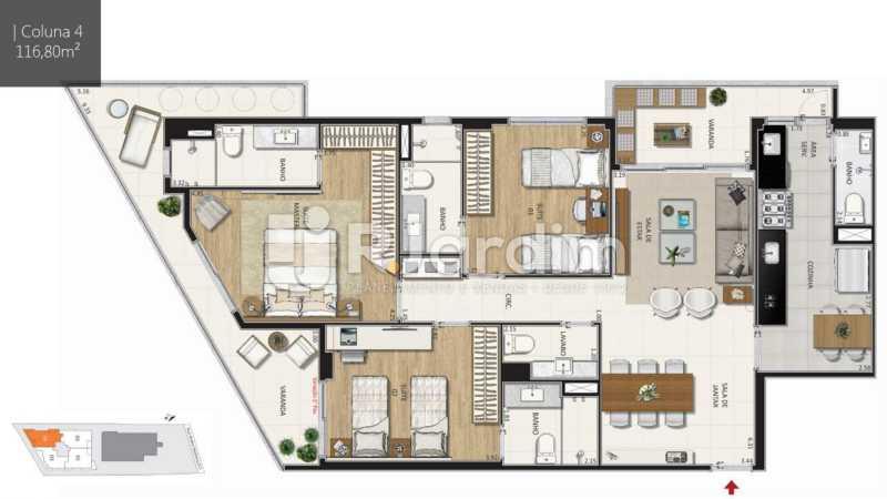 - Botanique 211 Apartamento Jardim Botânico 3 Quartos - LAAP32076 - 14