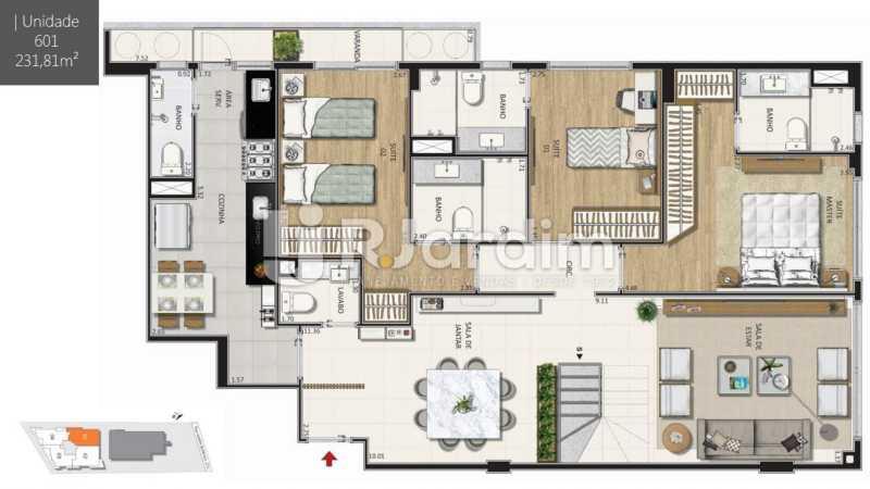- Botanique 211 Apartamento Jardim Botânico 3 Quartos - LAAP32076 - 16
