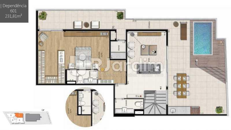 - Botanique 211 Apartamento Jardim Botânico 3 Quartos - LAAP32076 - 17
