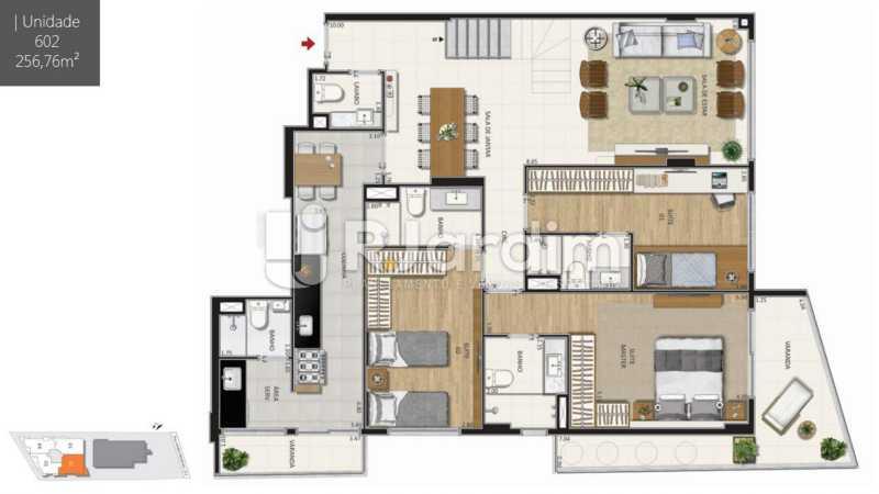- Botanique 211 Apartamento Jardim Botânico 3 Quartos - LAAP32076 - 18