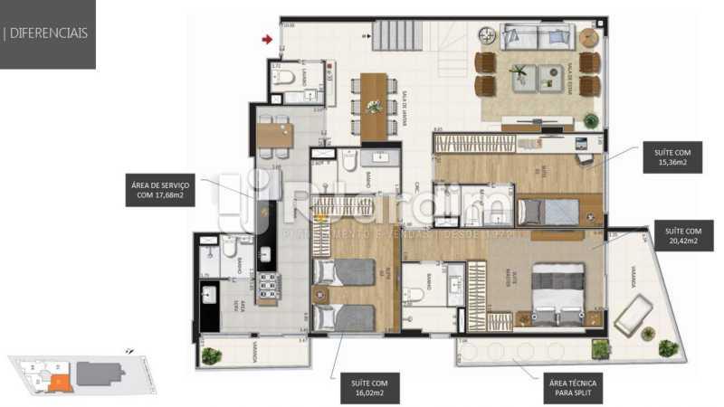 - Botanique 211 Apartamento Jardim Botânico 3 Quartos - LAAP32076 - 19