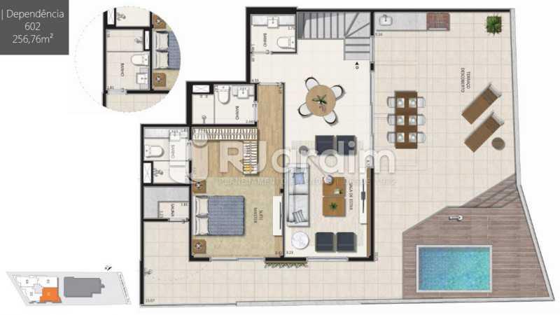 - Botanique 211 Apartamento Jardim Botânico 3 Quartos - LAAP32076 - 20
