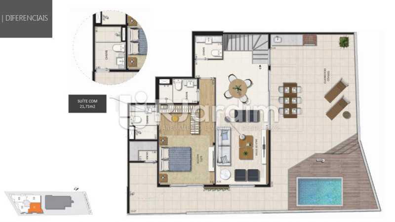 - Botanique 211 Apartamento Jardim Botânico 3 Quartos - LAAP32076 - 21