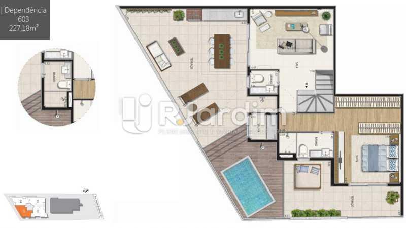 - Botanique 211 Apartamento Jardim Botânico 3 Quartos - LAAP32076 - 23
