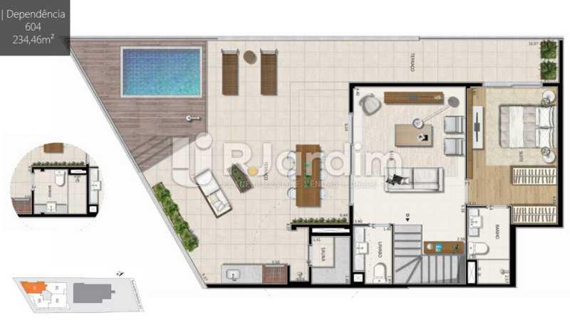 - Botanique 211 Apartamento Jardim Botânico 3 Quartos - LAAP32076 - 26