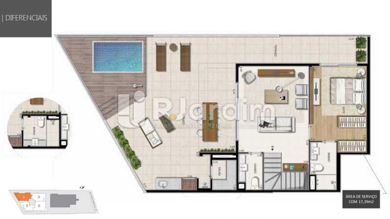 - Botanique 211 Apartamento Jardim Botânico 3 Quartos - LAAP32076 - 27