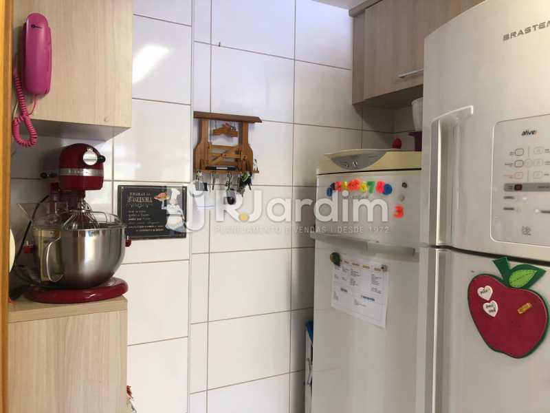 Cozinha - Cobertura À Venda - Botafogo - Rio de Janeiro - RJ - LACO40180 - 18