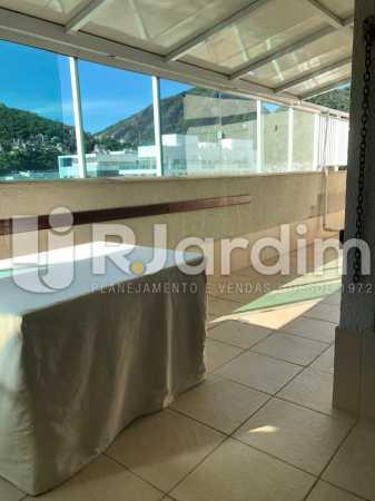 Terraço - Cobertura À Venda - Botafogo - Rio de Janeiro - RJ - LACO40180 - 20