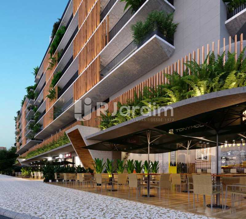 Fachada - Loja 45m² à venda Leblon, Zona Sul,Rio de Janeiro - R$ 1.728.658 - LALJ00135 - 3