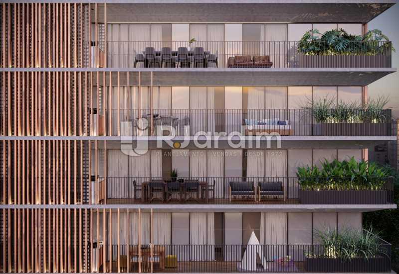 Fachada - Loja 45m² à venda Leblon, Zona Sul,Rio de Janeiro - R$ 1.728.658 - LALJ00135 - 4
