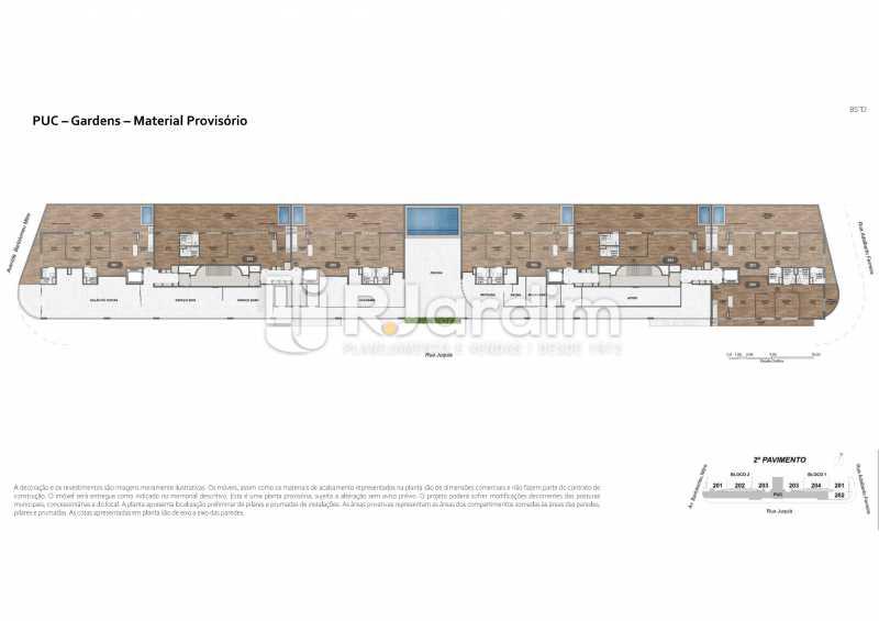 2o_Pavimento-PUC-Gardens - Loja 45m² à venda Leblon, Zona Sul,Rio de Janeiro - R$ 1.728.658 - LALJ00135 - 12