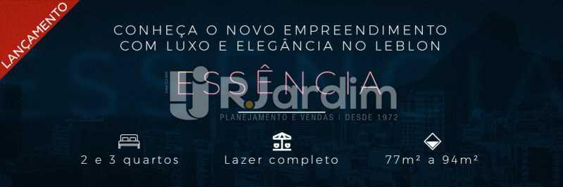Essência. - Loja 45m² à venda Leblon, Zona Sul,Rio de Janeiro - R$ 1.728.658 - LALJ00135 - 1