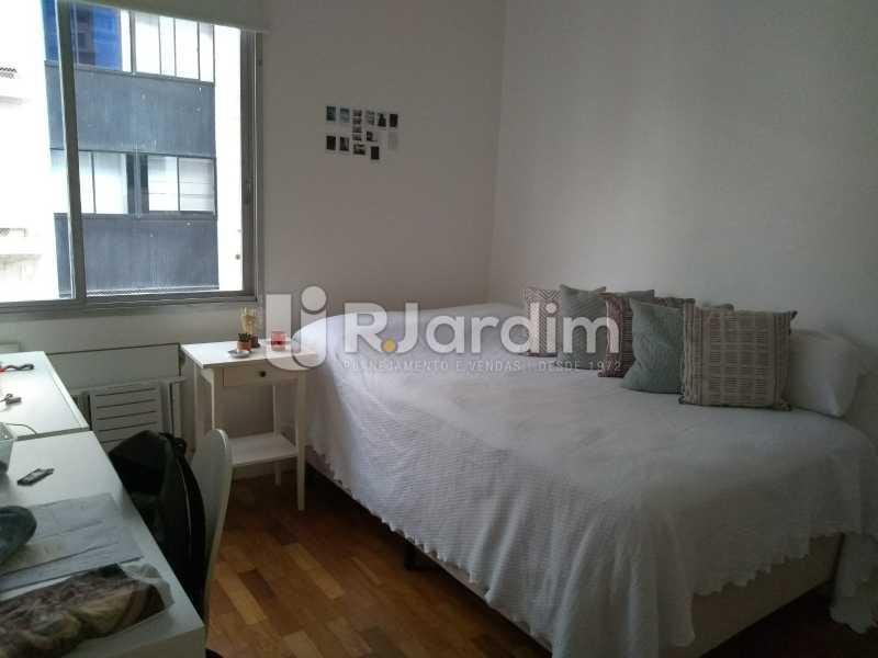quarto  - Apartamento à venda Avenida Lineu de Paula Machado,Jardim Botânico, Zona Sul,Rio de Janeiro - R$ 1.390.000 - LAAP21469 - 7