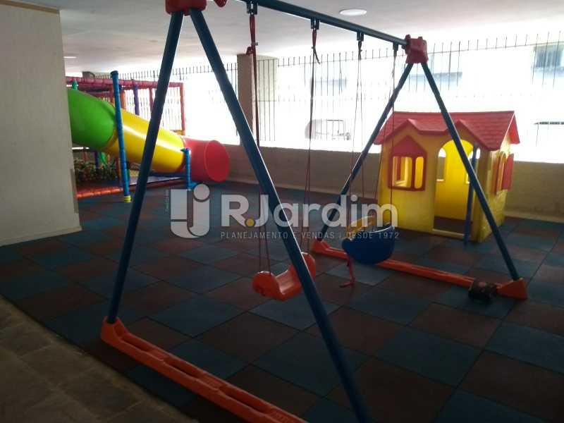 play  - Apartamento à venda Avenida Lineu de Paula Machado,Jardim Botânico, Zona Sul,Rio de Janeiro - R$ 1.390.000 - LAAP21469 - 21