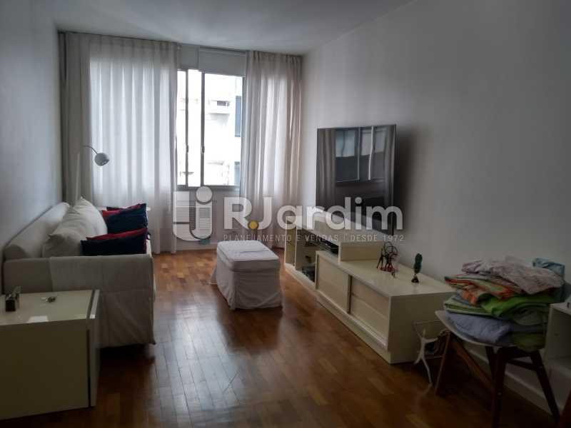 sala  - Apartamento à venda Avenida Lineu de Paula Machado,Jardim Botânico, Zona Sul,Rio de Janeiro - R$ 1.390.000 - LAAP21469 - 4