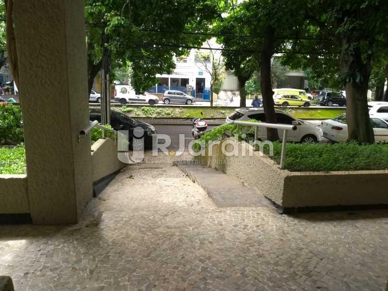acessibilidade  - Apartamento à venda Avenida Lineu de Paula Machado,Jardim Botânico, Zona Sul,Rio de Janeiro - R$ 1.390.000 - LAAP21469 - 22