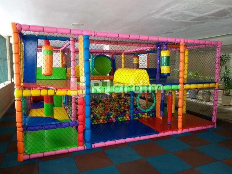 play  - Apartamento à venda Avenida Lineu de Paula Machado,Jardim Botânico, Zona Sul,Rio de Janeiro - R$ 1.390.000 - LAAP21469 - 20