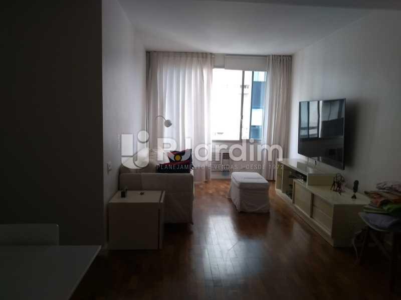 sala - Apartamento à venda Avenida Lineu de Paula Machado,Jardim Botânico, Zona Sul,Rio de Janeiro - R$ 1.390.000 - LAAP21469 - 6