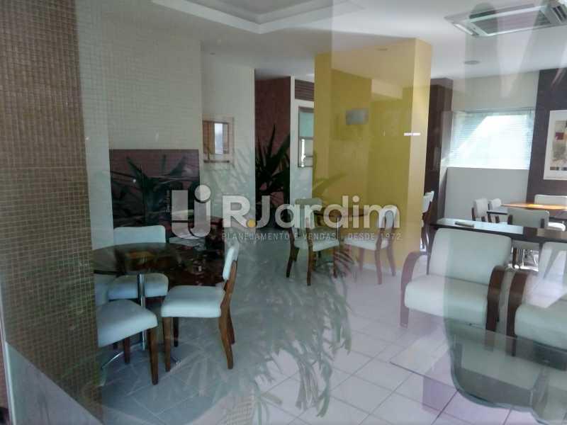 Salão de festas - Cobertura Leblon, Zona Sul,Rio de Janeiro, RJ À Venda, 3 Quartos, 166m² - LACO30276 - 26