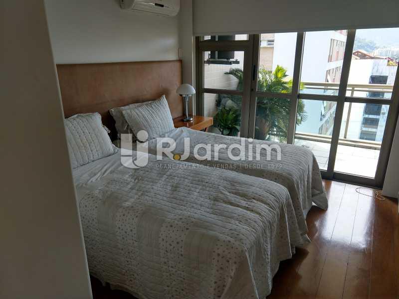 Suite - Cobertura Leblon, Zona Sul,Rio de Janeiro, RJ À Venda, 3 Quartos, 166m² - LACO30276 - 5