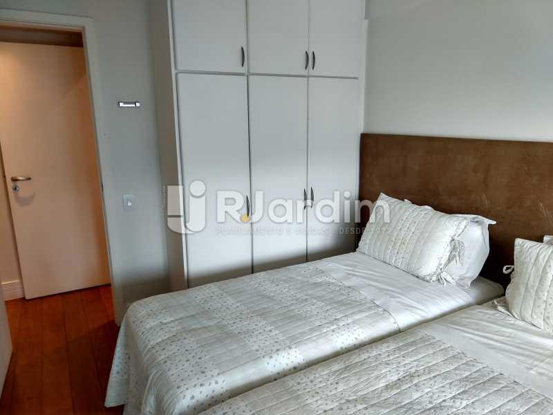 Suite - Cobertura Leblon, Zona Sul,Rio de Janeiro, RJ À Venda, 3 Quartos, 166m² - LACO30276 - 6