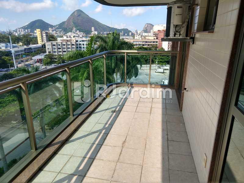 Varanda suites - Cobertura Leblon, Zona Sul,Rio de Janeiro, RJ À Venda, 3 Quartos, 166m² - LACO30276 - 11